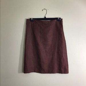 Lita Mortari Vintage Slight A-Line Skirt Size 40